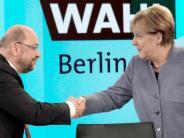 Regierung: Mehrheit der Deutschen will Große Koalition
