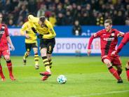 Bundesliga: BVB verpasst Schritt aus der Krise - Hoffenheim düpiert Leipzig