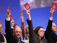 Umfragen: Die SPD will lieber eine Große Koalition als Neuwahlen