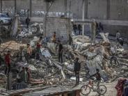 Nahost-Konflikt: Rakete auf Israel abgefeuert - Luftangriffe in Gaza