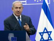 Israel: Netanjahu bekommt in Brüssel eine deutliche Abfuhr