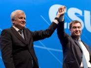 """CSU-Parteitag: In der CSU beginnt die Ära """"Söderhofer"""""""