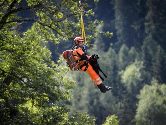 Mehrere Personen nach Bergsturz vermisst
