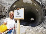 Bahn-Baustelle: Das ist der einzige Eisenbahntunnel in Südbayern