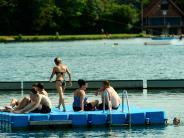 Friedberg: Strenge Regeln für die Schüler-Party am Friedberger Baggersee