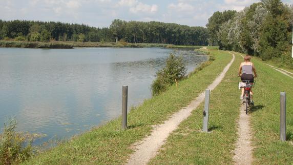 Kreis Augsburg: Mehr Liegeflächen und Zugänge zum Wasser: So wird der Lech umgestaltet