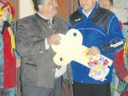 : Bürgermeister übergibt sein Amt