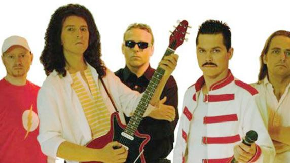 queen revival band senden