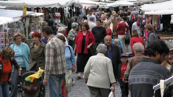 : Maienmarkt und Handwerkertag im Museum