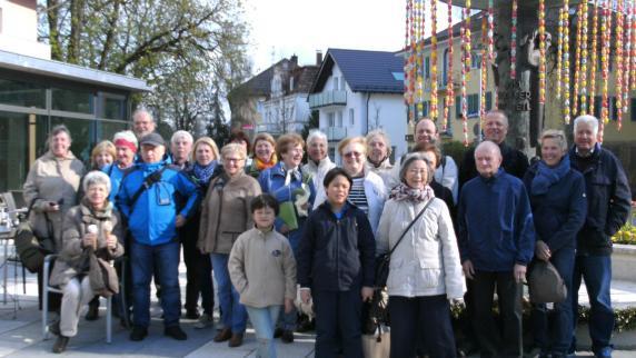 : Liederchor Aichach besucht Bad Wörishofen