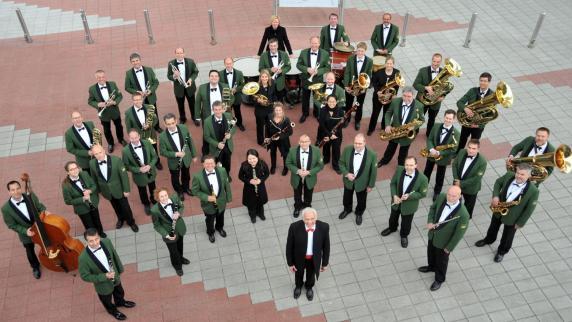 : Polizeiorchester spielt zugunsten von Schwester Christina