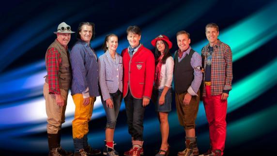 : Andreas Fulterer und Band in der Stadthalle Niederstotzingen
