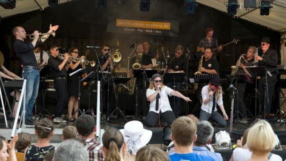 : Jahreskonzerte der Musikschule Neuburg