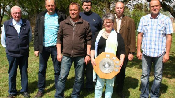 : Manfred Huber gewinnt beim Kameradschaftsschießen