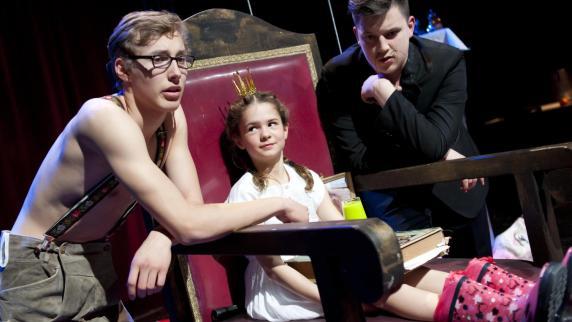 """: Schauspiel """"Alice"""" heute im Ulmer Theater"""