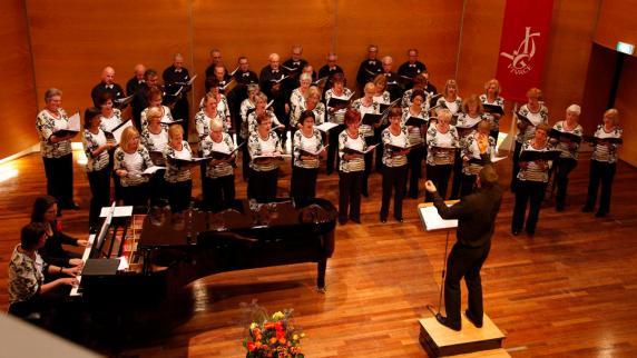 : Chor aus Holland singt heute im Kurhaus