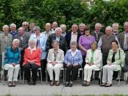 : Ein Wiedersehen in Unterrieden: Schüler der Jahrgänge 1938 bis 1942 trafen sich