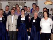 Freischütz Geltendorf: Seit 60 Jahren im Verein
