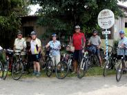 Windacher Montagsradler: In die Pedale getreten
