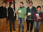 CSU-Ortsverband: Rekordbeteiligung beim Schafkopfturnier