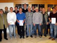FC Stoffen: Hohe Auszeichnung durch den Sportverband