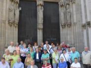 MS- und Schlaganfall-Gruppe: In die Fuggerstadt und zum Dom