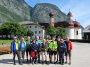 ADFC Landsberg: Im Berchtesgadener Land