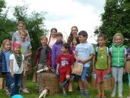 Gartenbauverein Finning: Vieles über das Leben der Bienen gelernt