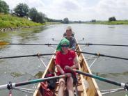 Ruderclub Kaufering: Fulda und Weser mit dem Ruderboot