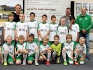 TSV: Neuer Sponsor aus dem Allgäu