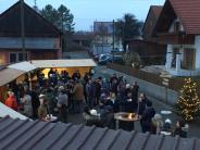JM Vilgertshofen: Markt, Wattturnier und Party