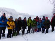 Alpenverein: Winterfreuden genossen