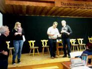 Theaterverein: Thoma zum Jubiläum