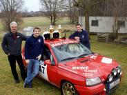 MSC Dießen: Zwei mutige und engagierte Rallye-Fahrer