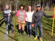 Gemeinschaftsaktion: Ramadama am Golfplatz