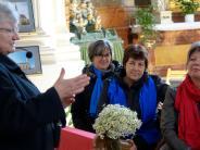 Bezirkswallfahrt: Pilgern für Katharina von Siena
