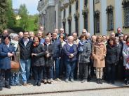 Kirchenchor: Zu Bruckners Orgel