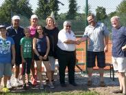 Tennisclub: Ein Platz für Kinder