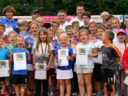 Fuchstaler Tenniscamp: Der Spaß steht an erster Stelle