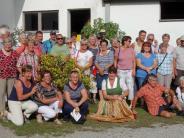 Gartenfreunde: Von Burgleben und Mischkultur