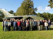 Veteranen: Flugzeugwerft, Fliegerhorst und Museum