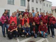 Jugendmusikverein: Bergauf und bergab