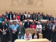 Oldtimerverein: Am Tisch des Ministerrats