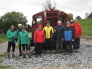 ADFC: Bahntrassen mit Alpenblick