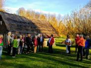Exkursion: Vor 5500 Jahren wohnte und lebte man hier