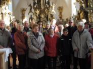 CSU-Kreissenioren: Das Dorfleben im Chorgestühl