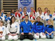 : Abschluss und Wertungen bei den Karatekas