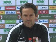 FC Augsburg: Mutig voran: Schuster vor dem Heimspiel gegen Frankfurt
