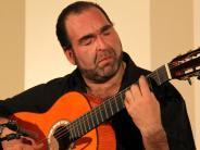 Konzerte und Workshops: Feuriger Flamenco stimmte auf das dritte Wertinger Gitarrenfestival ein