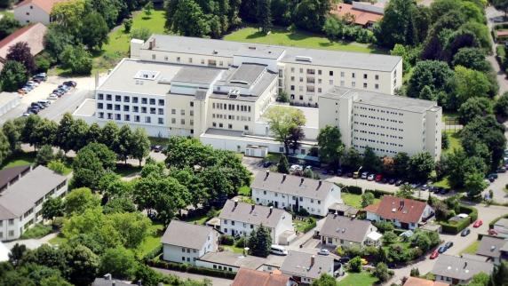 Landkreis Dillingen: Wertinger Krankenhaus: Trostloses Sterben im fensterlosen Raum?